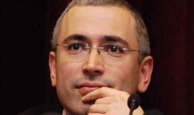 Michail Chodorkovskij. (commons.wikimedia.org/CC BY 3.0/PressCenter of Mikhail Khodorkovsky and Platon Lebedev/)