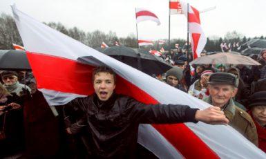 Roman Protasevič. (ČTK/AP/Uncredited)