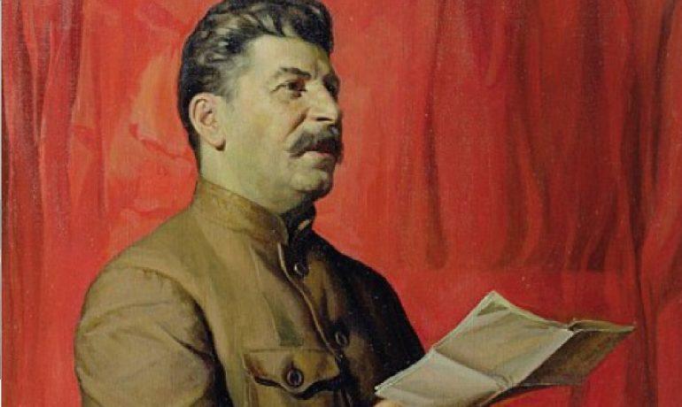 Sovětský diktátor J. V. Stalin, jehož myšlenky jsou pro někoho stále živé. (commons.wikimedia.org/Public Domaine)