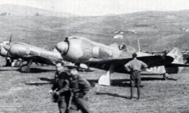 Stíhací letoun Lavočkin La-5. Ilustrační foto. (commons.wikimedia.org/public domain)