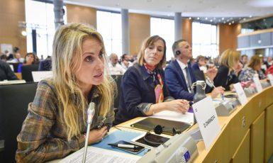 Dita Charanzová a Martina Dlabajová (Evropská unie)