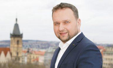 Předseda KDU-ČSL Marian Jurečka. (KDU-ČSL)