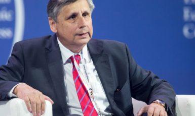 Bývalý ministr financí Jan Fischer (Jan Fischer)