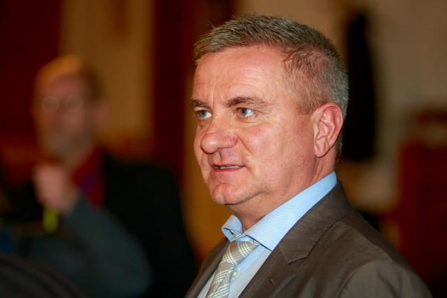 Vedoucí kanceláře prezidenta Vratislav Mynář (ČTK/Hájek Ondřej)