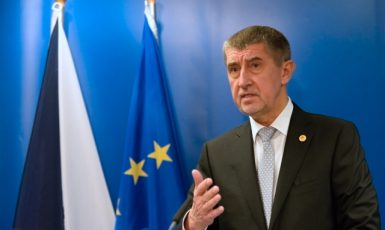 """""""Evropan"""" Andrej Babiš v Bruselu: opravdu nechápe principy právního státu? (ČTK/Dospiva Jakub)"""