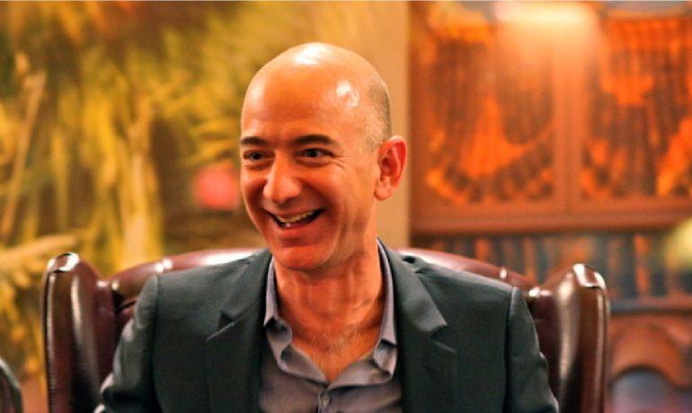 Miliardář Jeff Bezos. (commons.wikimedia.org/CC BY 2.0)