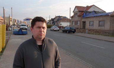 Andrej Babiš ml. na jižní Moravě (Štěpán Malát)