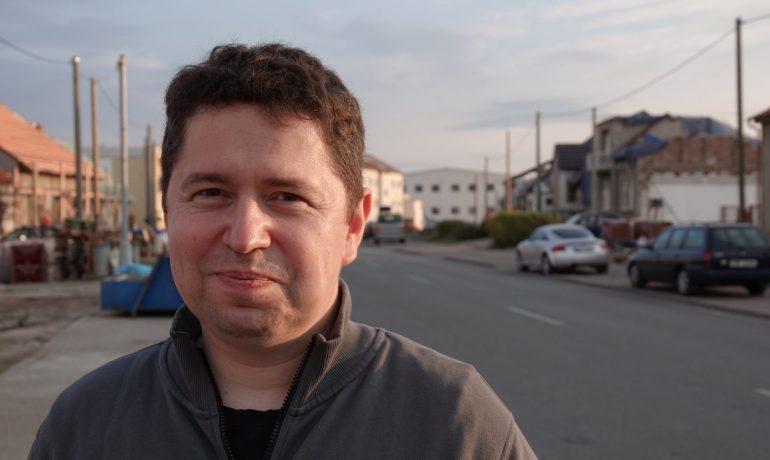 Andrej Babiš ml. na jižní Moravě (Štěpán Malát / se souhlasem autora)