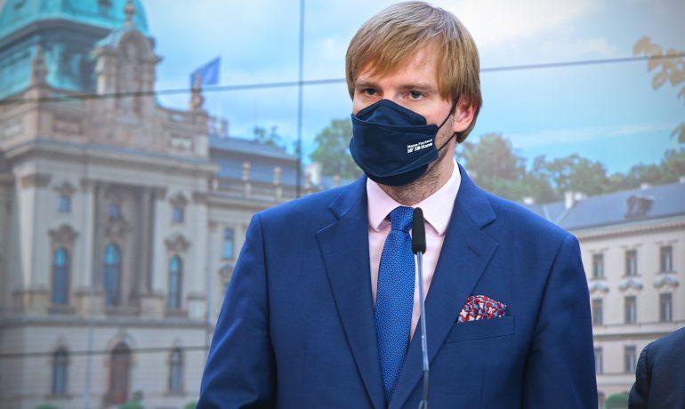 Ministr zdravotnictví Adam Vojtěch (Úřad vlády)