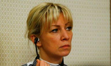 Marija Zacharovová (ČTK)