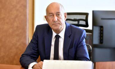 Nejvyšší státní zástupce Igor Stříž (ČTK)