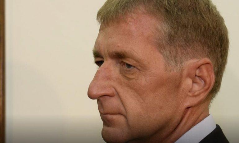 Lobbista Roman Janoušek (ČTK)