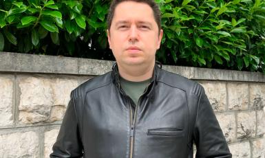 Andrej Babiš junior (Pavel Šafr, FORUM 24 / se souhlasem autora)