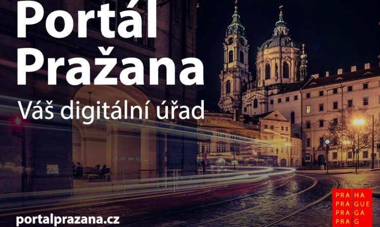 Portál Pražana (MAgistrát hl. m. Prahy)