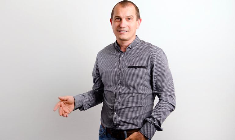 Věslav Mihalik (STAN, využito se svolením autora)