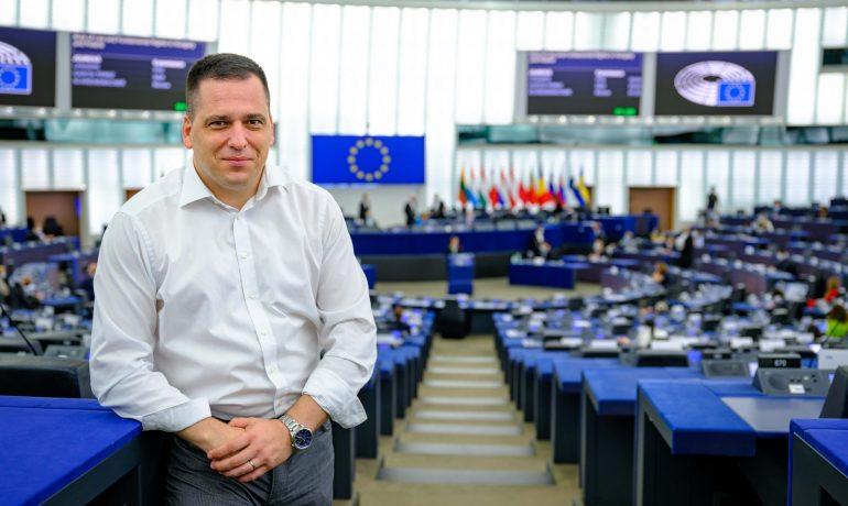 Europoslanec Tomáš Zdechovský (KDU-ČSL) (Tomáš Zdechovský / se svolením autora)