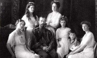 Car Mikuláš II. a jeho rodina. (commons.wikimedia.org/public domain)