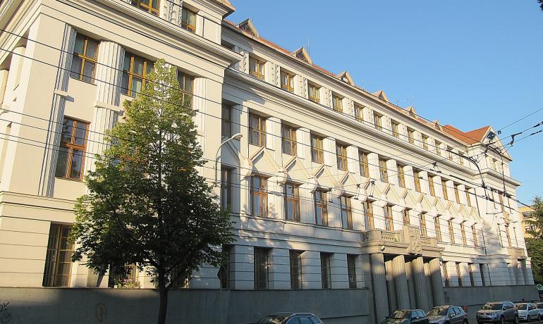 Sídlo Úřadu pro dohled nad hospodařením politických stran a politických hnutí (Palickap / Wikimedia Commons / CC BY-SA 3.0)
