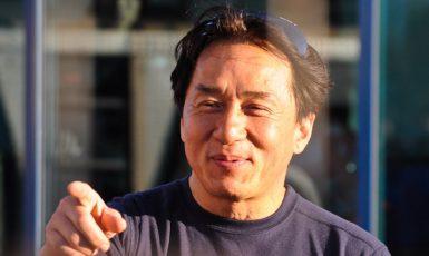 Herec Jackie Chan. (commons.wikimedia.org/CC BY-SA 3.0)