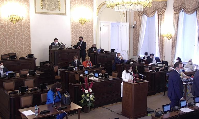 Poslanecká sněmovna Parlamentu ČR. (Poslanecká sněmovna Parlamentu ČR)