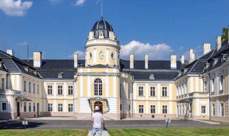 Zámek Šilheřovice v Moravskoslezském kraji, někdejší sídlo rodu Rothschildů ve Slezsku.  (profimedia)