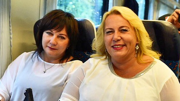 Alena Schillerová a Klára Dostálová (Profimedia.cz)
