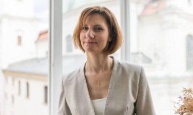 Markéta Vaňková, primátorka Brna (marketavankova.cz)
