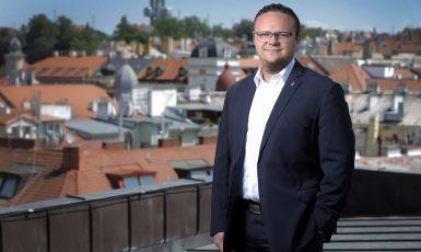 Generální ředitel Českého rozhlasu René Zavoral (Abbe Yvon / Wikimedia Commons / CC BY-SA 4.0)