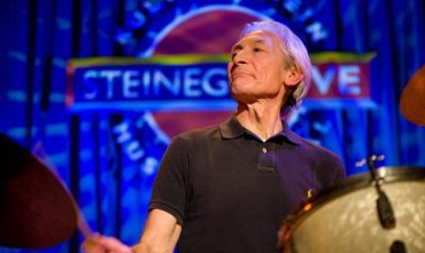 Charlie Watts (Don Clemente / Wikimedia Commons / CC BY-SA 4.0)