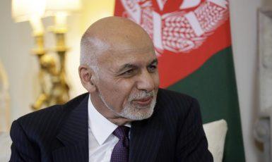Prezident Afganistánu Ašraf Ghaní. (ČTK)