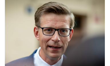 Místopředseda ODS Martin Kupka. (Občanská demokratická strana / se svolením autora)