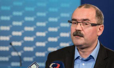 Poslanec Pavel Žáček (ODS). (ČTK)