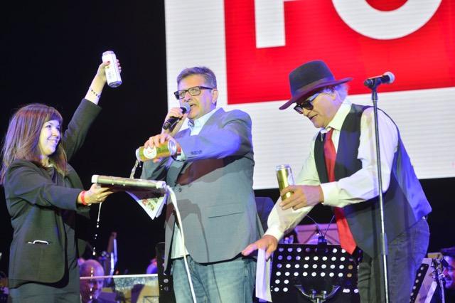 Johana Hovorková, Pavel Šafr a Michael Kocáb. (Zbyněk Pecák)