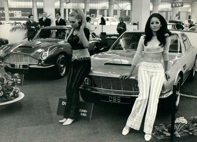 Geneva International Motor Show 1969 – mladičký Andrej Babiš byl v Ženevě vystaven svodům kapitalismu (ČTK/ZUMA/Keystone Pictures USA)