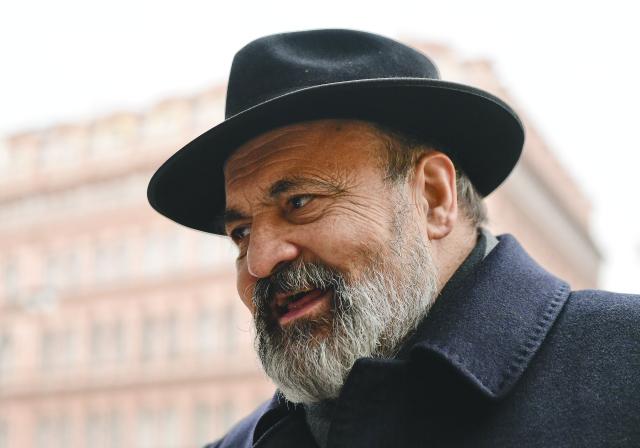 Tomáš Halík. (ČTK/Vondrouš Roman)