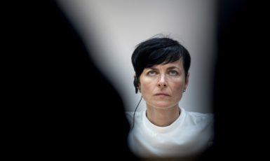Pražská vrchní zástupkyně Lenka Bradáčová (ČTK / Taneček David)