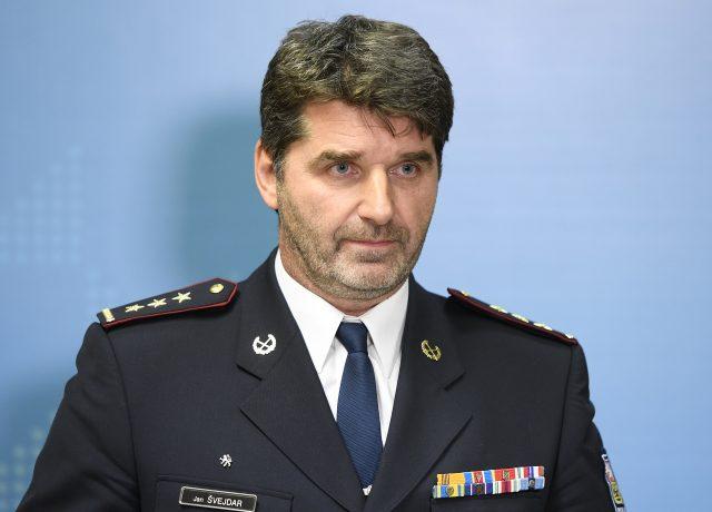 Policejní prezident Jan Švejdar (ČTK/Ondřej Deml)
