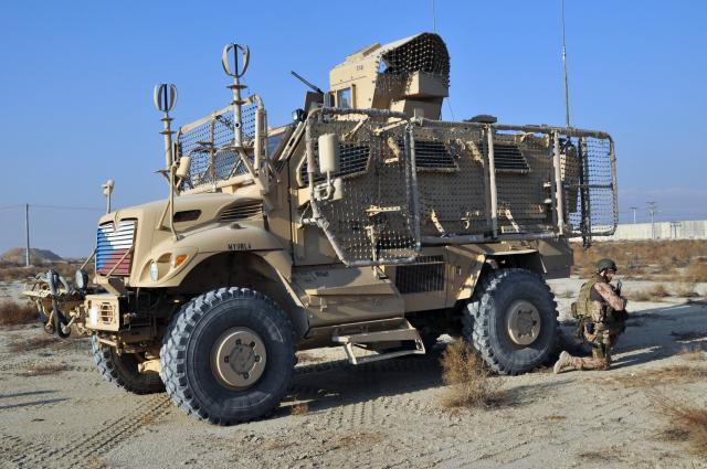Čeští vojáci v Afghánistánu (ČTK/Čapek Karel)