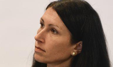 Dita Protopopová (ČTK/Vondrouš Roman)