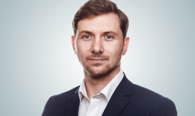 Ředitel Transparency International Petr Leyer (Jan Volejníček/Se svolením autora)