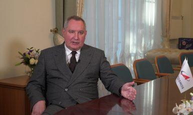 Šéf Roskosmosu Dmitrij Rogozin. (ČTK/Xinhua/Yuan Xinfang)