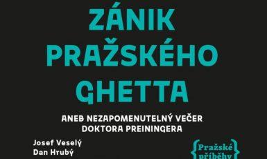 Knihu Zánik pražského ghetta byste neměli minout (FORUM 24)