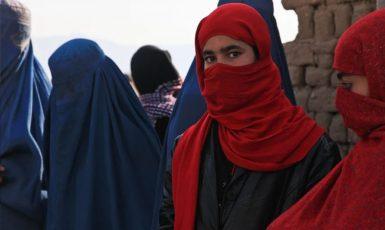 Afghánské ženy (Pixabay/ArmyAmber)