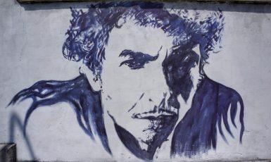Umělec Bob Dylan umělecky ztvárněný. (Pixabay/RichardMc)