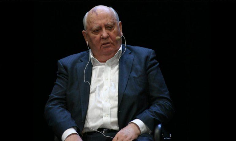 Michail Gorbačov v roce 2013. (commons.wikimedia.org/CC BY-SA 3.0/SpreeTom)
