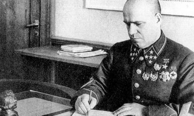 Georgij Žukov v roce 1941. (commons.wikimedia.org/CC BY 4.0)