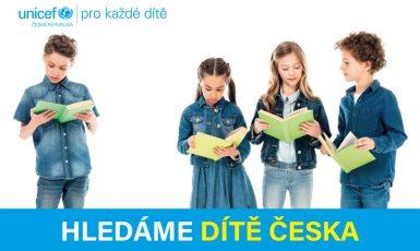 Hledáme dítě Česka (unicef.cz)