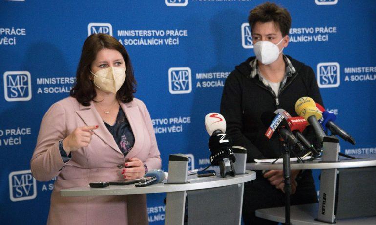 Jana Maláčová a Matěj Stropnický  (ČSSD / Se svolením autora)