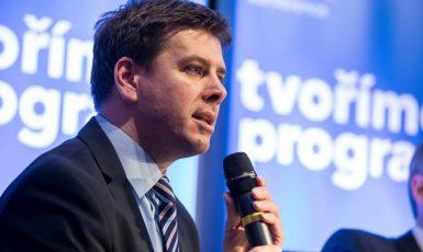 Jan Skopeček, poslanec ODS (ODS / se svolením autora)