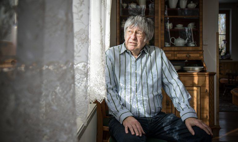 Spisovatel Ivan Klíma. (ČTK/Konečný David)